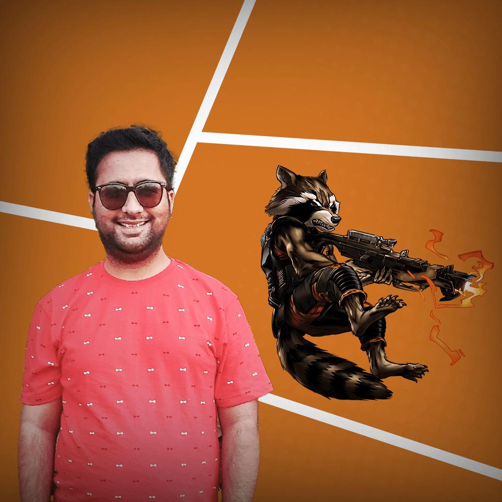 Jay Thakkar - a.k.a Rocket